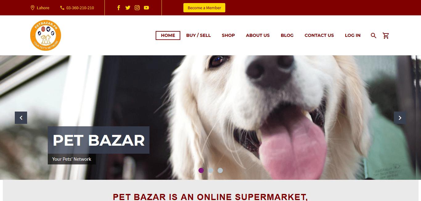 Pet Bazar